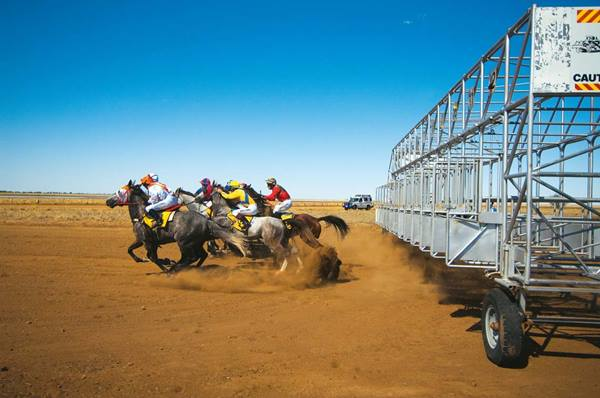 Events in the Outback