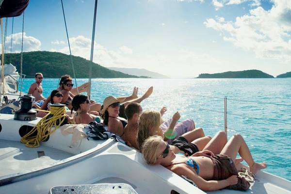 Complete Backpackers Guide to The Whitsundays