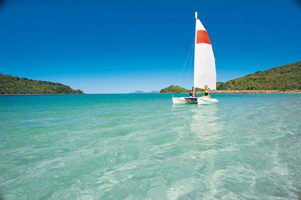 Ever thought about sailing the Whitsundays?
