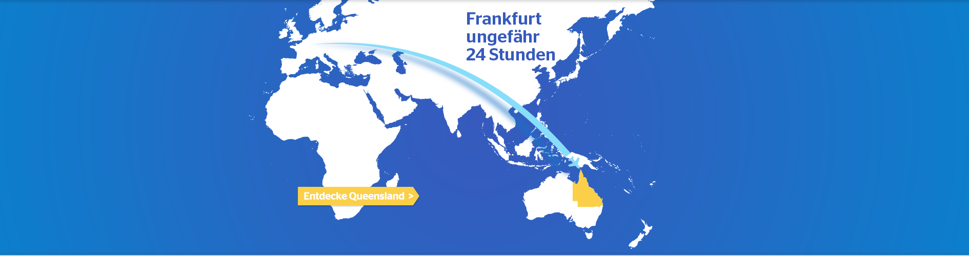 Frankfurt to Australia Flight time