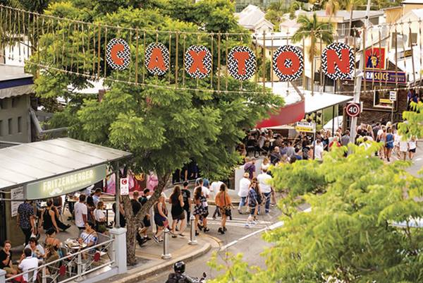 How to make the most of Game Day at Caxton Street