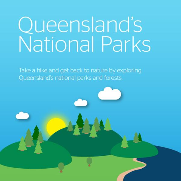 Queensland's National Parks: an Infographic
