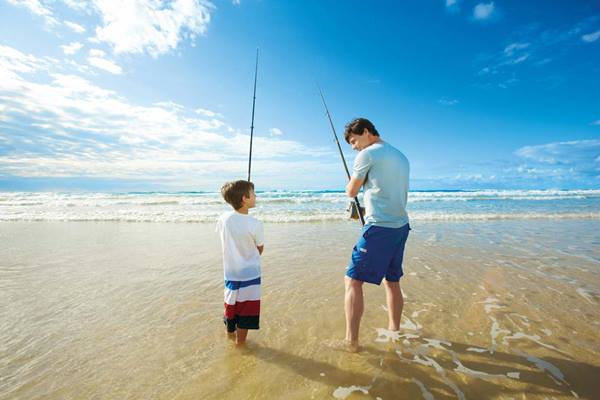 Fishing the Fraser Coast way